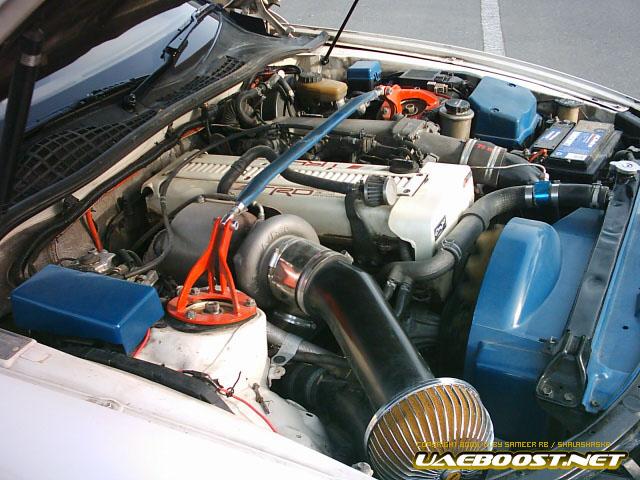 Toyota Soarer (Lexus SC400) Engine: 1JZ 530 HP شوف الموتر