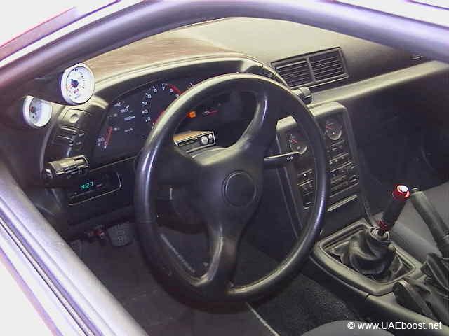Skyline Gtr R34 Interior. left handed r34 - GT-R